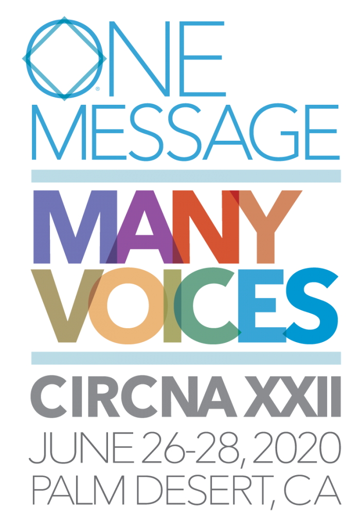 CIRCNA XXII: One Message. Many Voices.